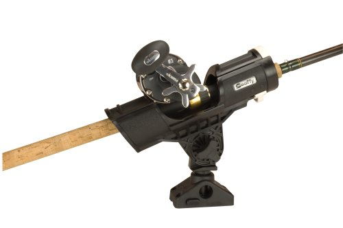 Scotty Orca Rod Holder with 241L Side Deck Mount, Outdoor Stuffs
