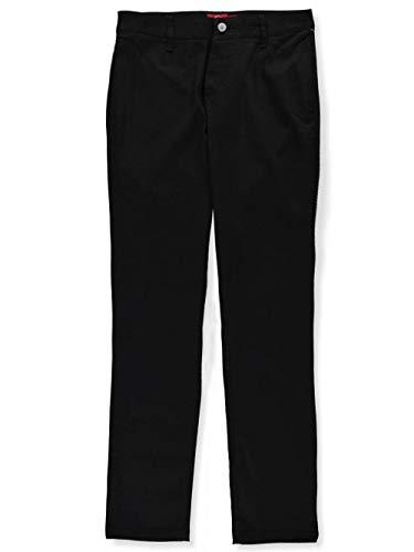 Dickies Girl Junior's Original 4 Pocket Skinny Leg Pant, Black, 1 ()