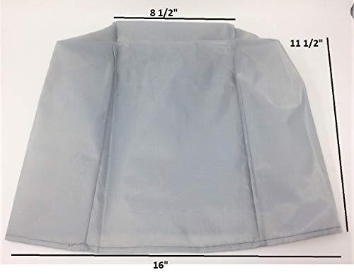 Universal Digital Auto lensmeter lensometer Protective Dust Cover Nylon Grey Color