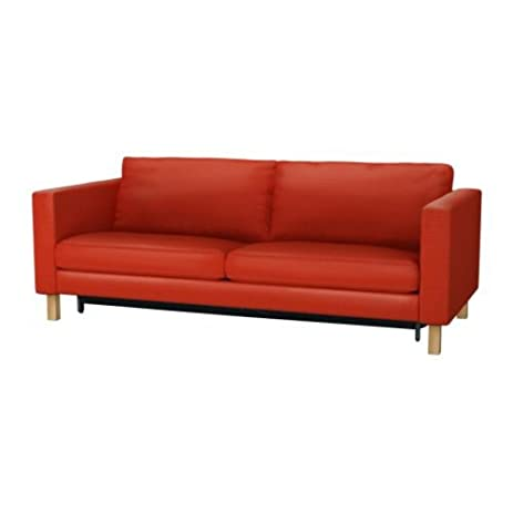 Amazoncom IKEA Karlstad Sofa Bed Cover Korndal Red Cover