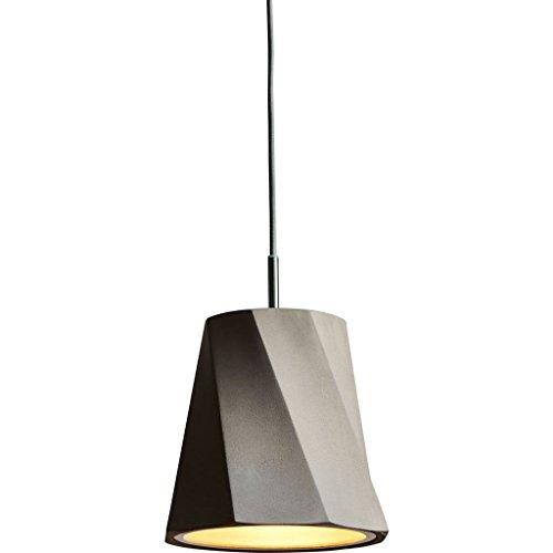 Seed Design Castle Swing Pendant | Concrete - - Castle Lighting Pendant