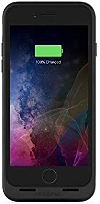 size 40 83a87 40d50 Mophie iPhone 7 Juice Pack Air 2,750 Mah Battery Case - Black: Amazon.ae