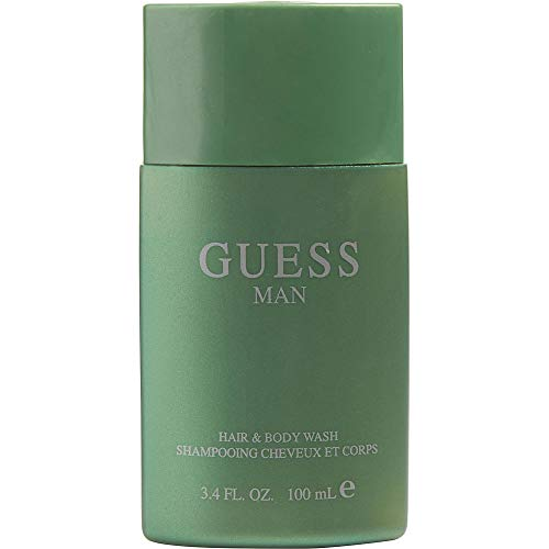 Designer Bath - GUESS MAN by Guess HAIR AND BODY WASH 3.4 OZ (Package Of 3)