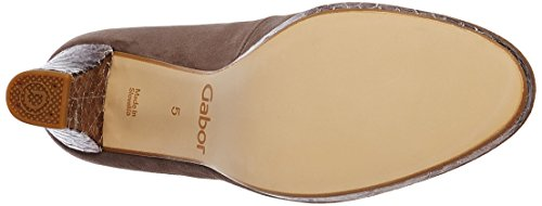 Gabor Tacco Marrone con Comfort Scarpe Anthrazit Donna Shoes 13 Fango aHra6wg