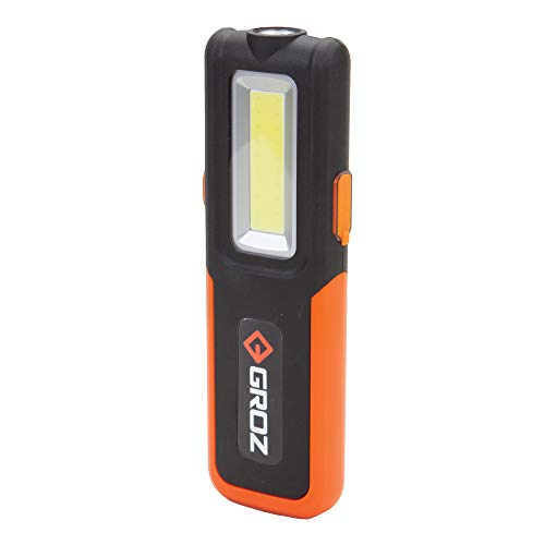 Groz LED/395 COB 5W Rechargeable Work Light/Emergency Light Price & Reviews