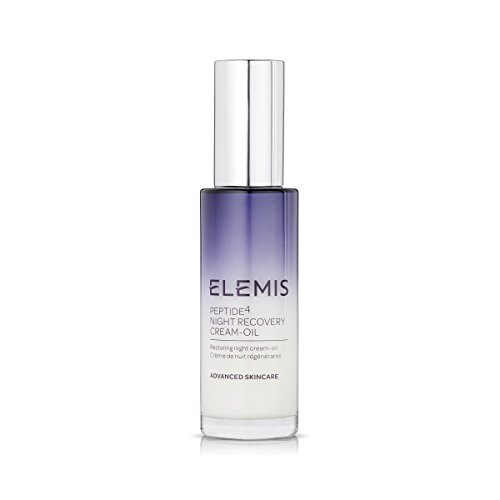 ELEMIS Peptide⁴ Night Recovery Cream-Oil, Restoring Night Cream-Oil, 1.0 fl. oz ()