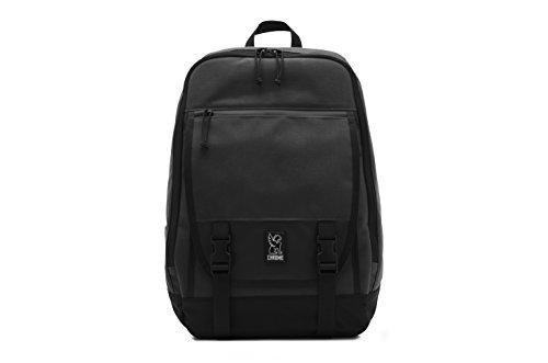 Chrome Cardiel Fortnight 2.0 Backpack Travel Bag 33 Liter Black