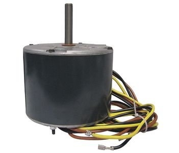 Carrier Condenser Motor 5KCP39HFWB02S 1/4 hp, 1100 RPM, 208-230V Genteq # 3S050 ()
