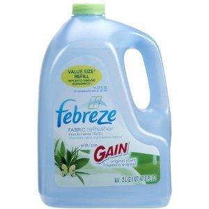 Febreze Value Size Refill 67.6 fl oz, Pack of 2