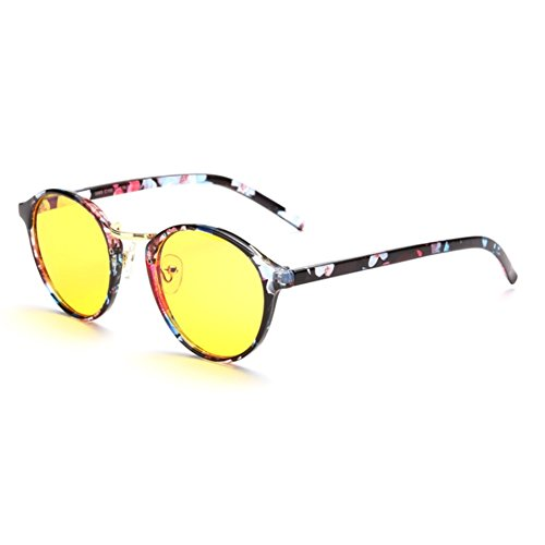 IPOLAR GSG800044C5 New Style Retro women's Sunglasses,Classic Full - Place Lighthouse Stores