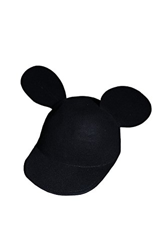 ByTheR Unisex Urban Casual Hipster Unique Chic Modern Mickey Mouse Ear Hat - Mens Ears Mickey Mouse