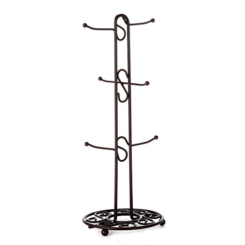standing coffee cup holder - 1