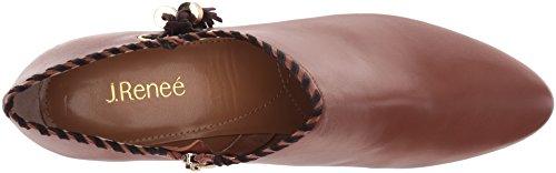 Luggage Women's Chocolate Paquita J Bootie Renee Ankle F7ca1zqBW