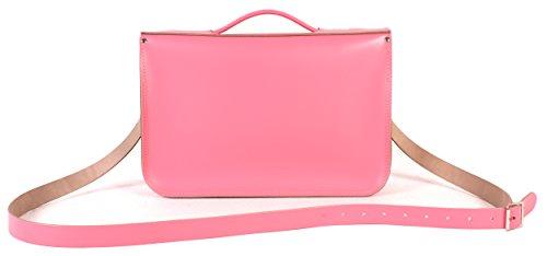 Rosa Satchel's Pink Oxbridge Borsa Baby Secchiello A Donna XqdT0w