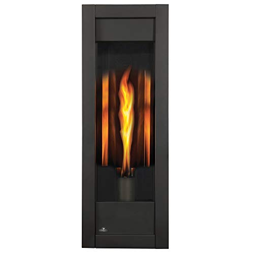Napoleon Torch Gas Fireplace - Napoleon GVFT8N Fireplace, Torch Natural Gas Vent Free 6,000 BTU - Black