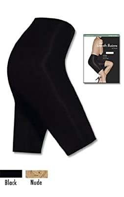 Smooth Illusions Mid Thigh Shaper Nude S