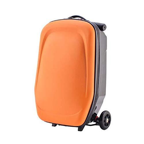 35L gran capacidad trolley bag hombres y mujeres equipaje ...