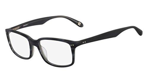MARCHON Eyeglasses M-BENTLEY 434 Matte Blue Horn - Bentley Glasses Price