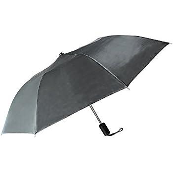 Barton Outdoors Compact Black Rain Umbrella, Pack of 12