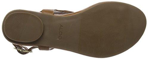 Amendoea 28 Sandals Strap Women's Aldo Brown Ankle Jerilassi Tan w0qHxBZ