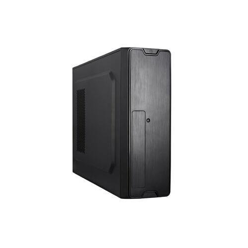 Logisys CS6801BK Black Mini ATX Case with 350W Power Supply