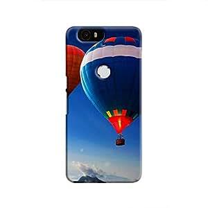 Cover It Up - Sky Balloons Nexus 6P Hard Case
