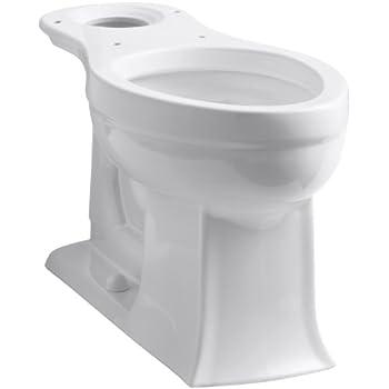 Kohler K 4799 0 Tresham Comfort Height Elongated Bowl