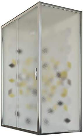 Idralite Mampara de Ducha 70x100 CM H198 Impreso C Mod. Young Duo 1 Hoja: Amazon.es: Hogar