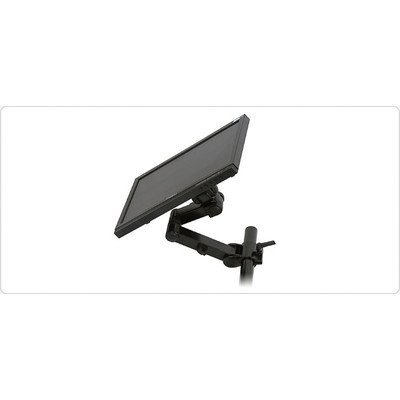 Monmount Swivel LCD Extension Arm with 3 Points Articulat...