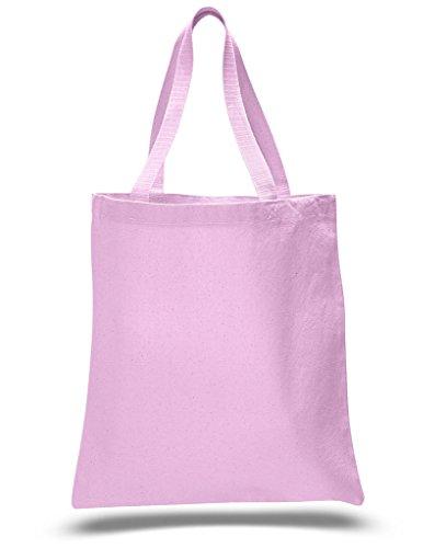 Custom Printed Cotton Tote Bags - 6