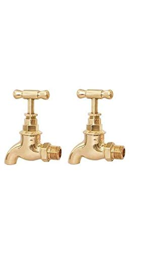 1063d37605 Buy SSS-Bucket Filler Brass Tap (Set of 2 pcs) Online at Low Prices ...