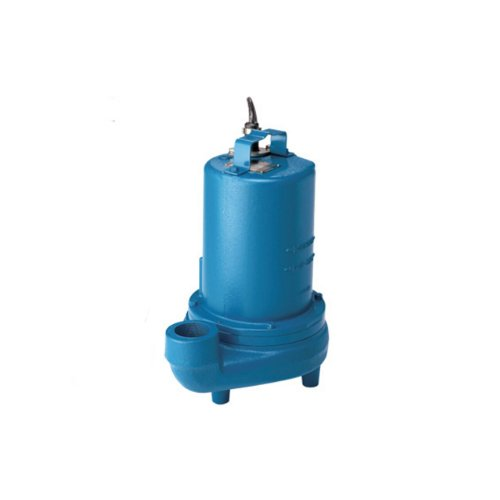 Barnes-SEV412-5-HP-3450-RPM-Manual-Submersible-Pump