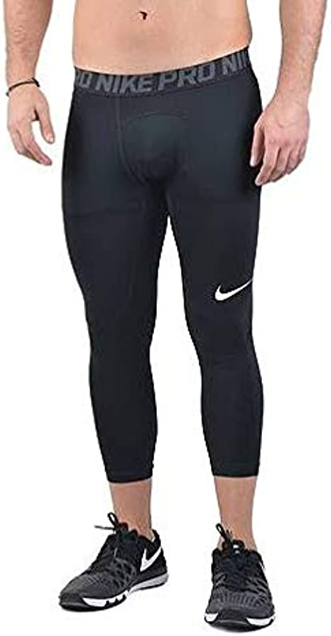 Nike 838055 010 Herren 34 Training Tights: