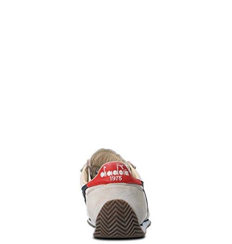 Diadora Heritage Sneakers Uomo 156988EQUIPEC7438 Cotone Bianco