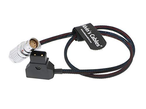 - Alvin's Cables Arri Alexa Mini Camera Flexible Light Power Cable Lemo 8 Pin Right Angle to D TAP