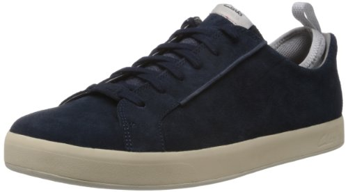 Clarks Tallow Lace, Baskets mode homme