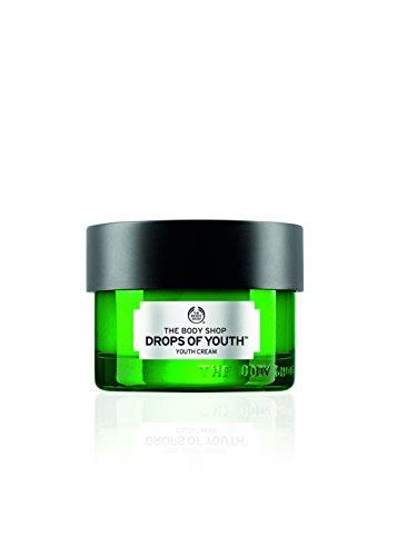 The Body Shop Drops of Youth Cream, 1.7 Fl Oz Vegan