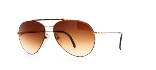 Carrera 5349 41 Brown Authentic Men Vintage - Authentic Sunglasses Carrera
