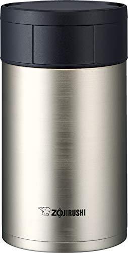 - Zojirushi Food Jar, 19 oz/0.55 L, Stainless Steel
