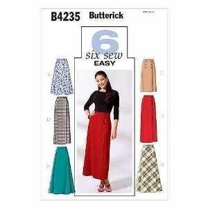 Simplicity Uncut & OOP Butterick b4235 - 6 Sew Easy Faldas ...