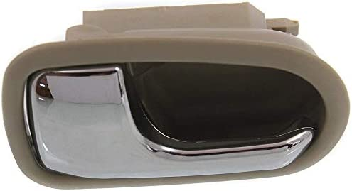 For Protege 95-03 Passenger Side Door Handle Plastic Front Or Rear