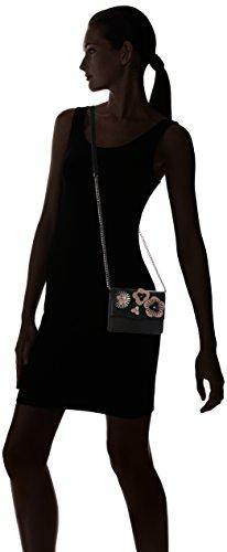 Ivanka Crossbody Applique Mara Black Black Applique Floral Box Trump Floral t6rnqw6v