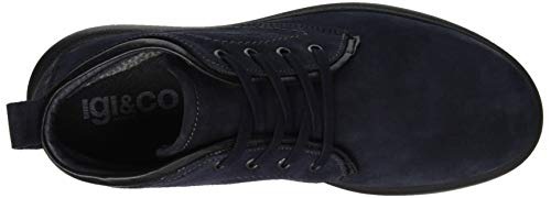 Blu Blu 20 a Ubygt Alto Collo amp;CO Uomo Sneaker IGI 21278 T8CRq
