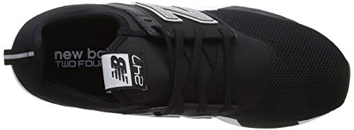 Sneaker black Balance Red 247v1 New Uomo silver Nero Rococo aTwUBqzB