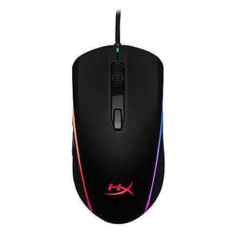 Mouse De Juego Hyperx Surge Pulsefire Negro