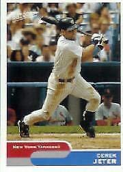 NM-MT 2004 Bazooka #116B Derek Jeter Hitting