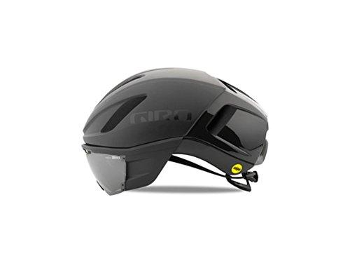 Giro Vanquish Mips Matte Black Gloss Black Ironman Aero Bike Helmet Size Medium