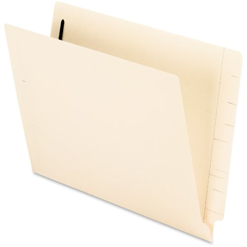 11 Point Manila Letter (Pendaflex End Tab Fastener Folders, Position #1 And #3, Letter Size, Manila, 50 per Box)