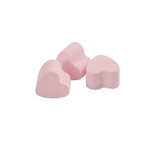 Bath Fizzer Gift - Bath Bombs Mini Bath Hearts Fizzers Assorted Wedding Favour Gifts