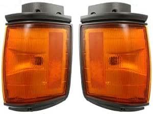 For Toyota Pickup 4WD 1987 1988//4Runner 1987-1989 Park//Cornering Light Assembly Driver Side Chrome